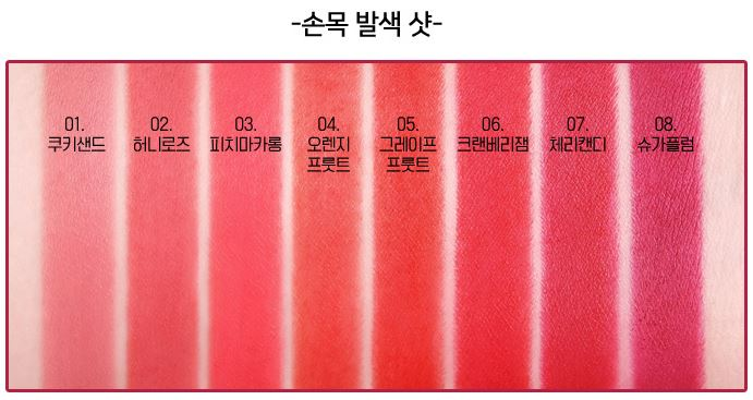 L'arvore So Sweet Colour Matt Lip Tint