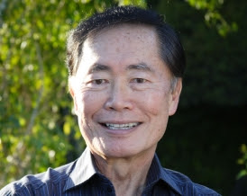 George Takei at Emerald City Comicon