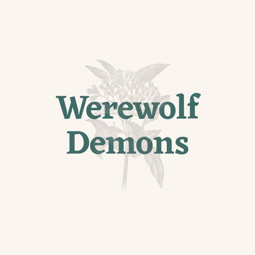Werewolf Demons