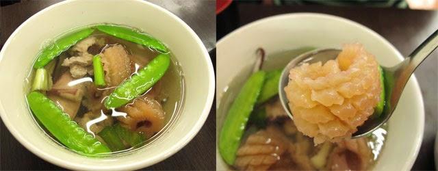 >小卷湯 NT45元-南門蒸餃