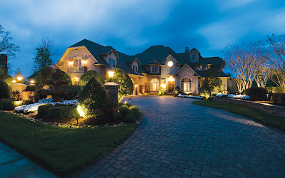 Luxury Lighting Exterior