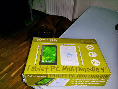Tablet PC Multimedia 9