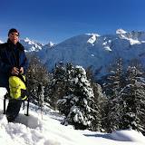 Wandern - Schneeschuh Wanderung Martelltal am 27.12.10