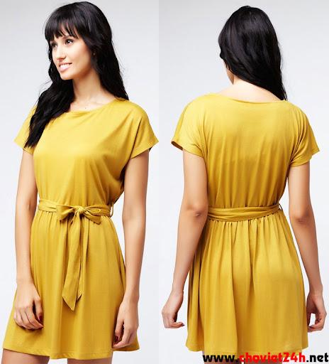 Váy thời trang Sophie Sylvana - DSYVS, DSYVM, DSYVL, DSYVXL