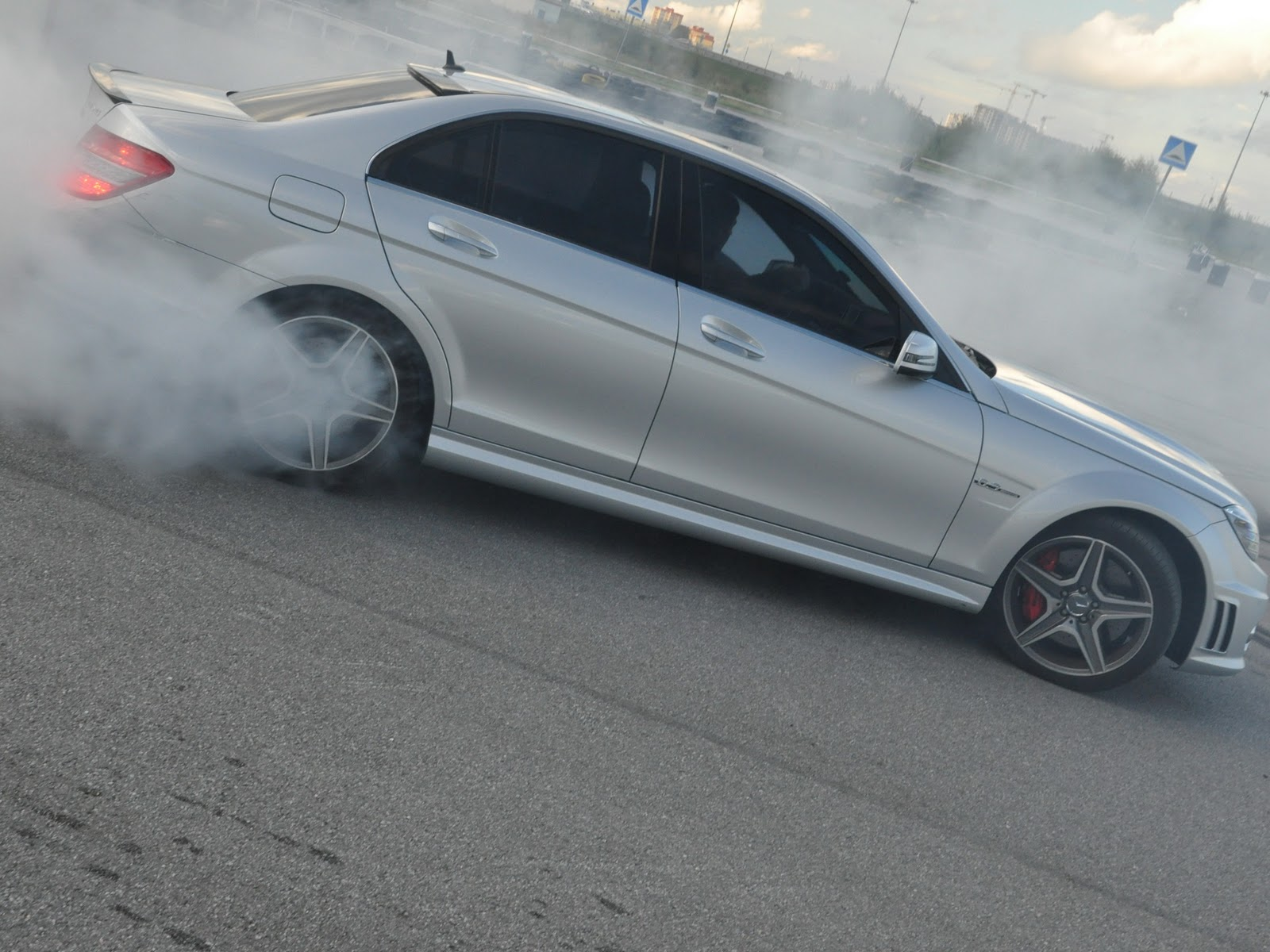 Mercedes-Benz C63 AMG | BENZTUNING | Performance and Style