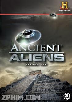 Người Ngoài Hành Tinh Thời Cổ Đại 2 - Ancient Aliens Season 2 (2010) Poster