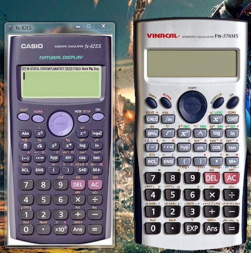 Calculadora casio online gratis