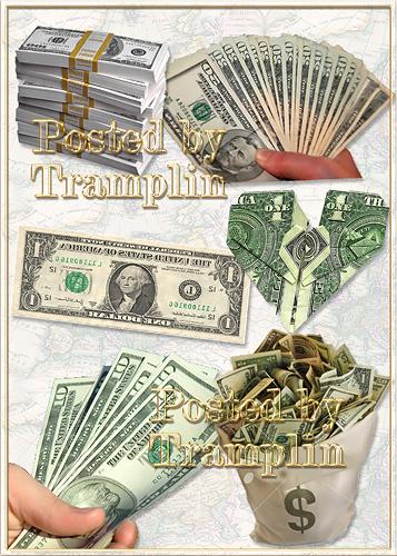 ������� �  Png  � Dollar heart