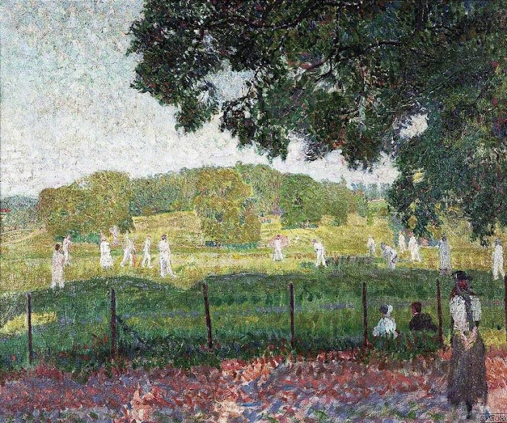 Spencer Gore - The Cricket Match