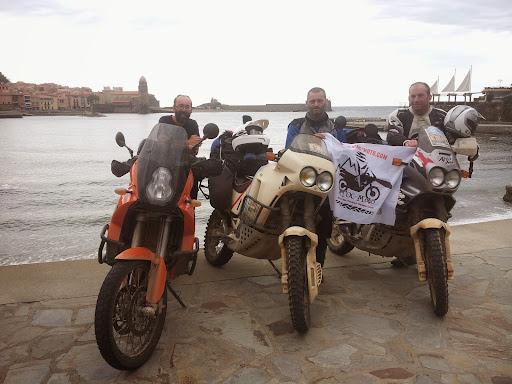 L'Ultimate Offroad Ride 2014 MILLAU-ROSAS(Esp)-COLLIOURE - Page 10 20140511_185849