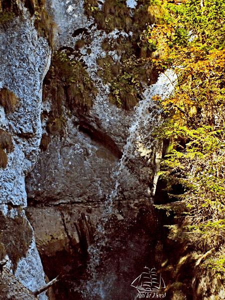 cascada cheile horoabei
