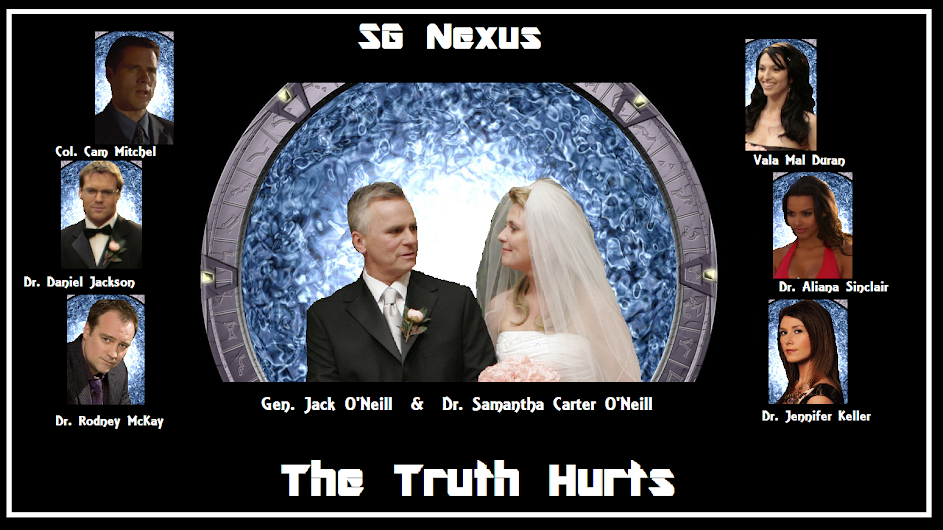 Jack & Sam wedding, Stargate
