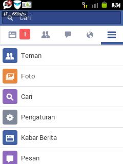 aplikasi Facebook lite ringan ram