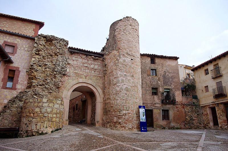 Turismo rural en Sigüenza. Puerta del Hierro, Sigüenza