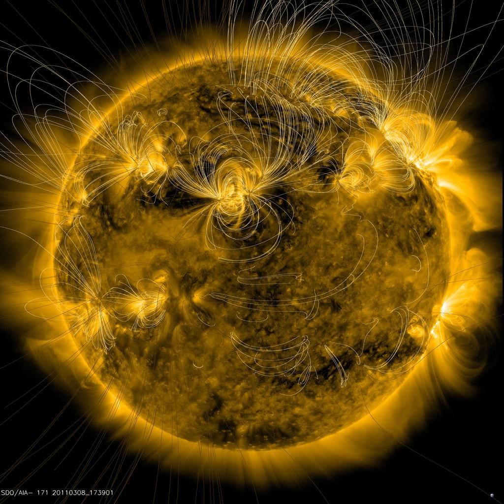 solar storm 1958 - photo #10