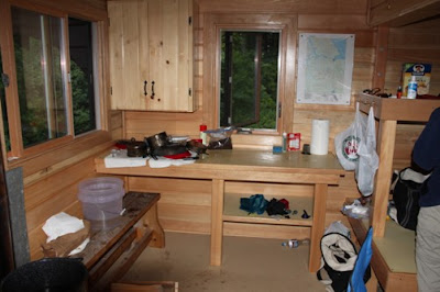 This Cabin had a remodel in 2010, looks great.