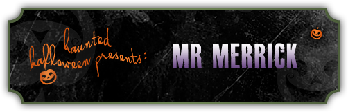 Haunted Halloween with M.R. Merrick and a Giveaway