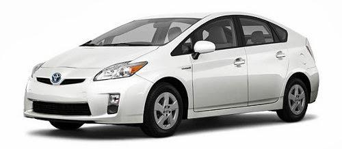 Kereta hibrid Toyota Prius
