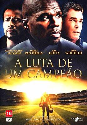 Filme Poster A Luta de Um Campeão DVDRip XviD Dual Audio & RMVB Dublado