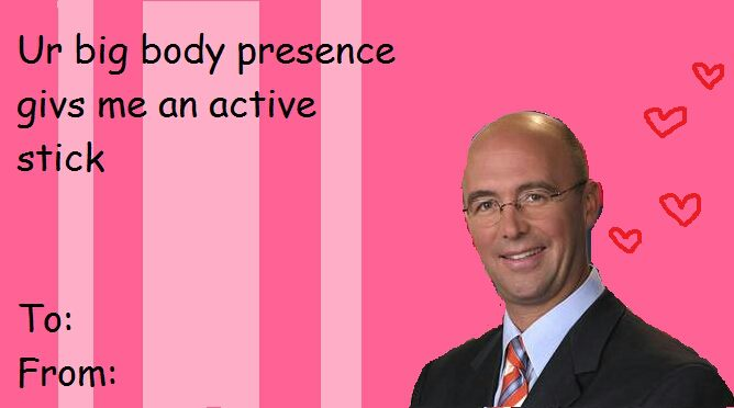 Say Lets Make Out with these unofficial 2013 NHL Valentines – Hockey Valentines Day Cards