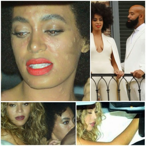 Fuegoalalata:Alergia arruina boda de hermana de Beyonce/Rompen tumba de Monkey Black