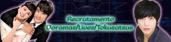 recruit lives/tokats/dorama