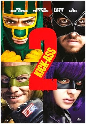 Kick Ass 2 (Legendado) BRRip RMVB Download Gratis