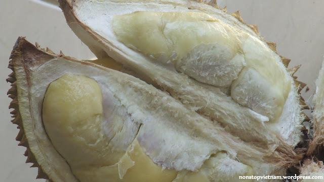 Durian inside / Durian belülről