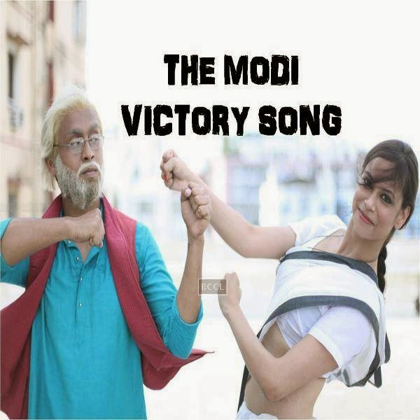 A comedy outfit, based out of Bengal, have come up with a spoof video titled The Modi Victory Song - Dance of Democracy, that took the social media by storm. Uploaded on YouTube on May 15, 2014, the video garnered 1000 hits in just few hours.