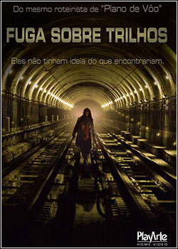 Download Fuga Sobre Trilhos BDRip AVi Dual Áudio RMVB Dublado