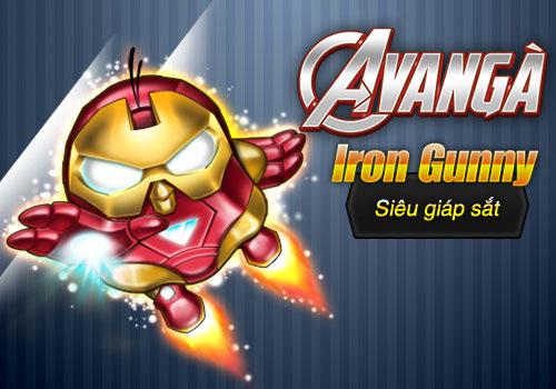 """""""Biệt đội siêu anh hùng"""" đổ bộ vào vương quốc Gunny 6"""