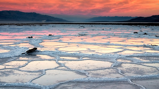 Sunrise Over Badwater, Death Valley National Park, California.jpg