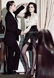 Kristen Stewart Fashion Magazine photography