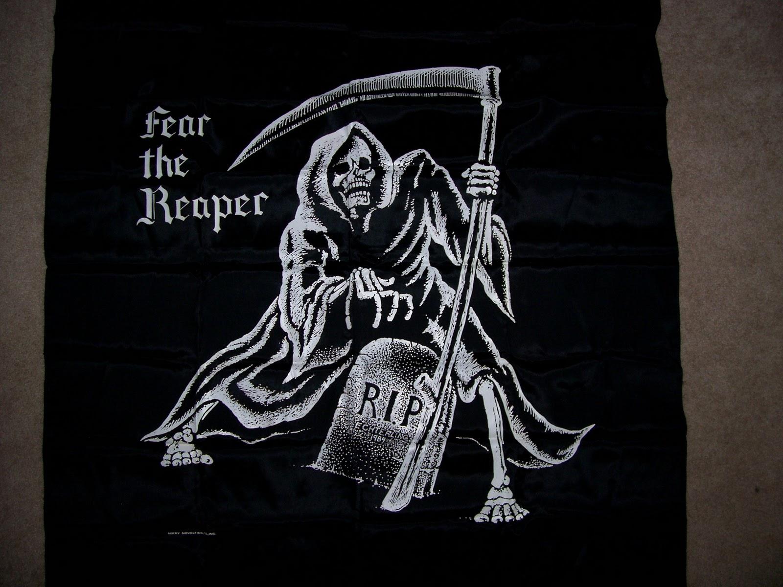 Fear The Reaper Wallpaper Fear The Reaper