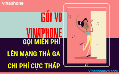 Đăng ký gói VD40K, VD50, VD69, VD75K, VD79, VD100, VD149 của Vinaphone ?