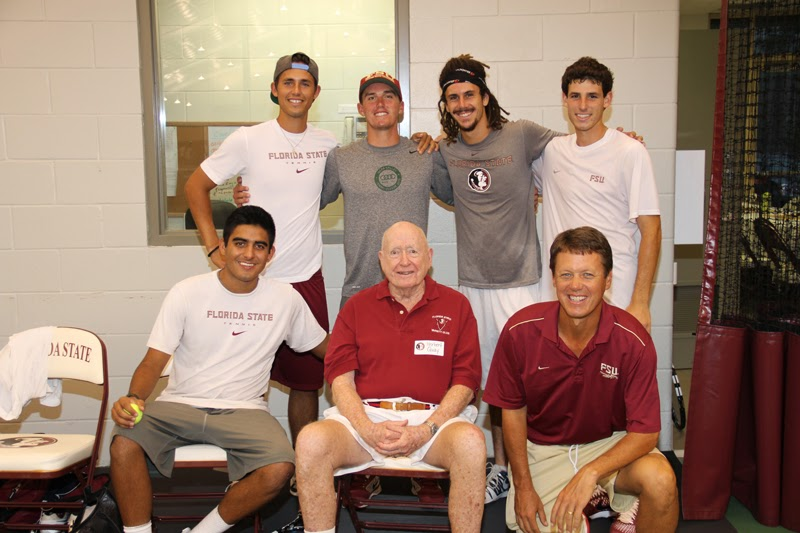 2013 Men's Tennis Reunion