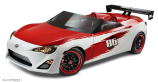 Scion presents FR-S Speedster Concept