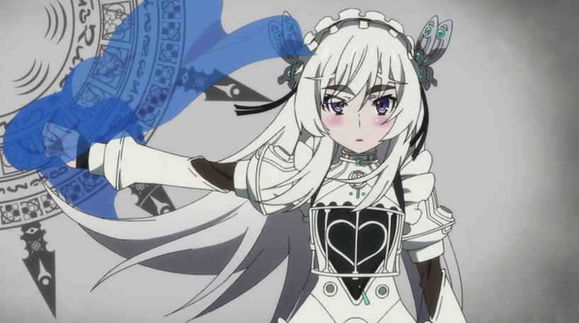 Chaika the Coffin Princess Review Screenshot 1