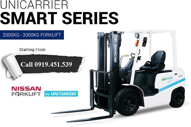 Xe nâng hàng Smart Unicarriers