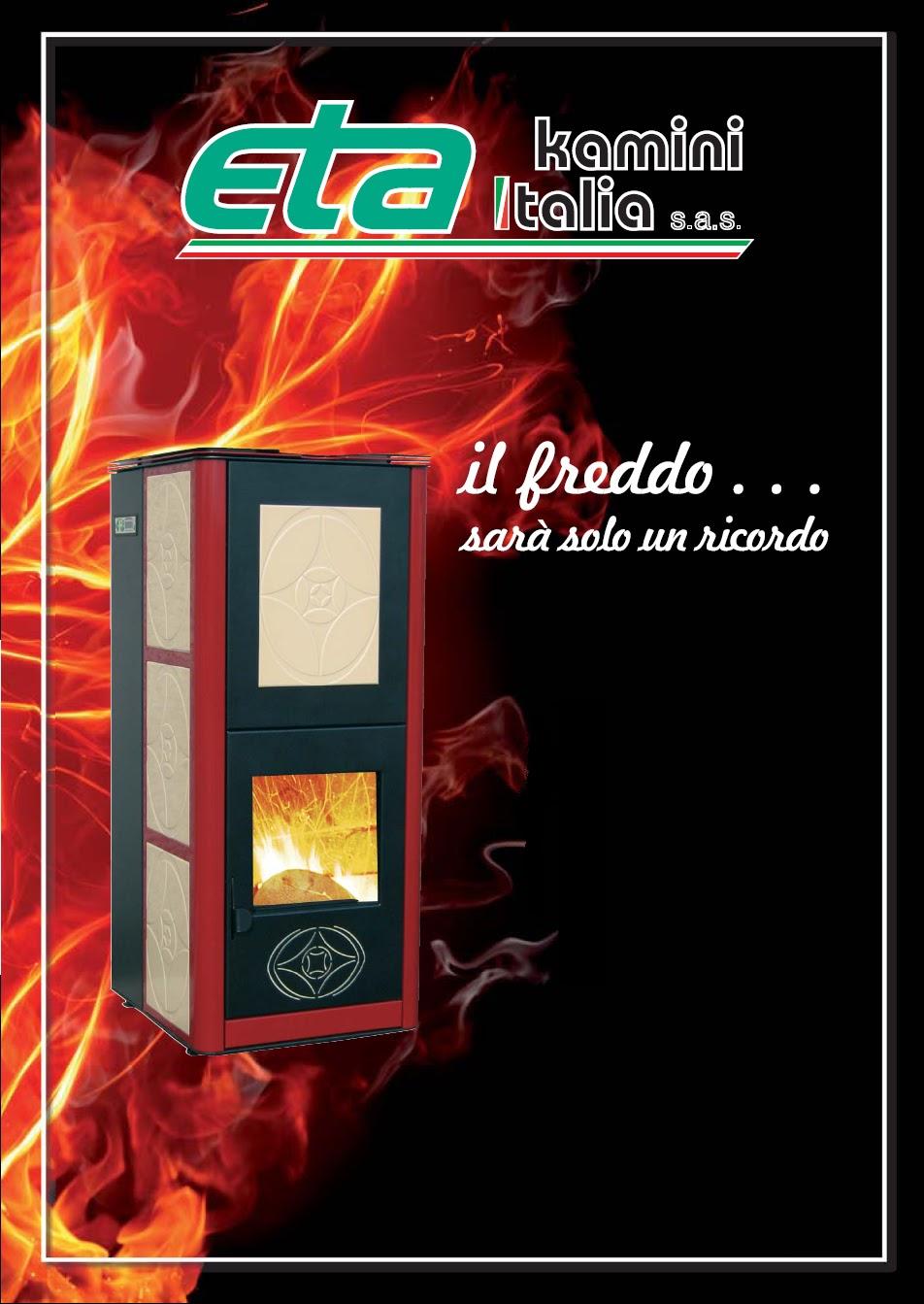 La eta kamini italia s a s termostufe e stufe a pellet for Eta kamini