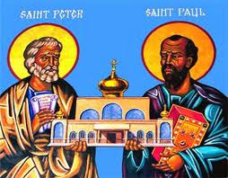 Videos: Giảng lễ thánh Phêrô và Phaolô (2014 - 2021)