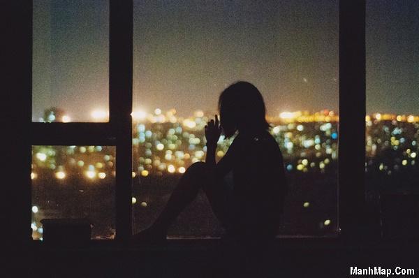 thơ đêm buồn nhớ anh yêu