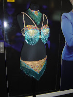 Aliona's Dress(?).  Strictly Come Dancing