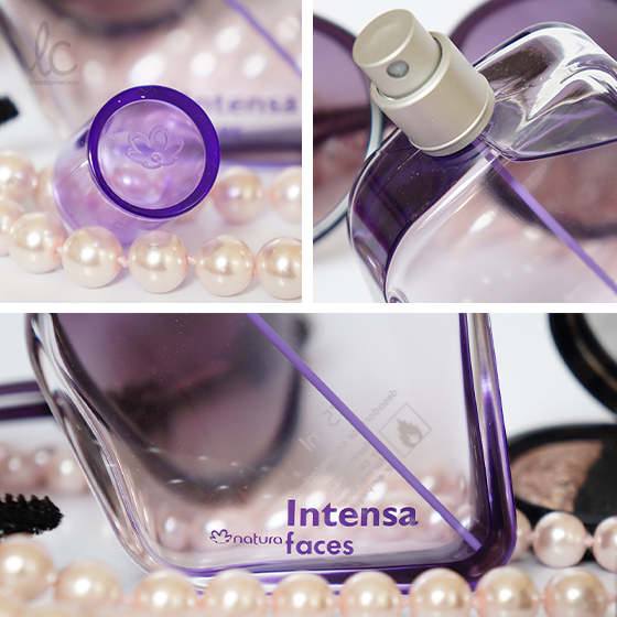 Natura faces | Colônia Intensa