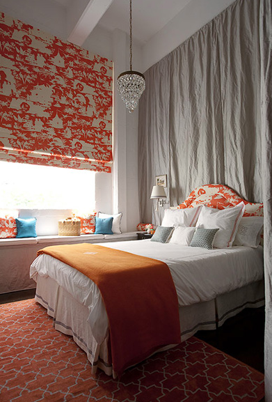 Gallery For Burnt Orange And Turquoise Bedroom