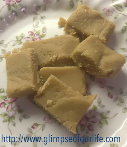 perfect peanut butter fudge