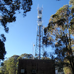 Heaton communications tower (63017)