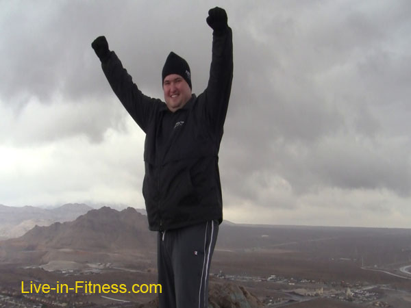 Live-in-fitness live in weightloss triumph over 300 pounds