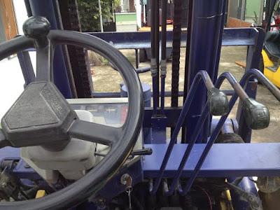 xe nang komatsu fd40 - 15