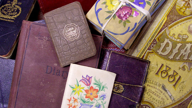 The Great Diaries Project - image (C) BBC 2012
